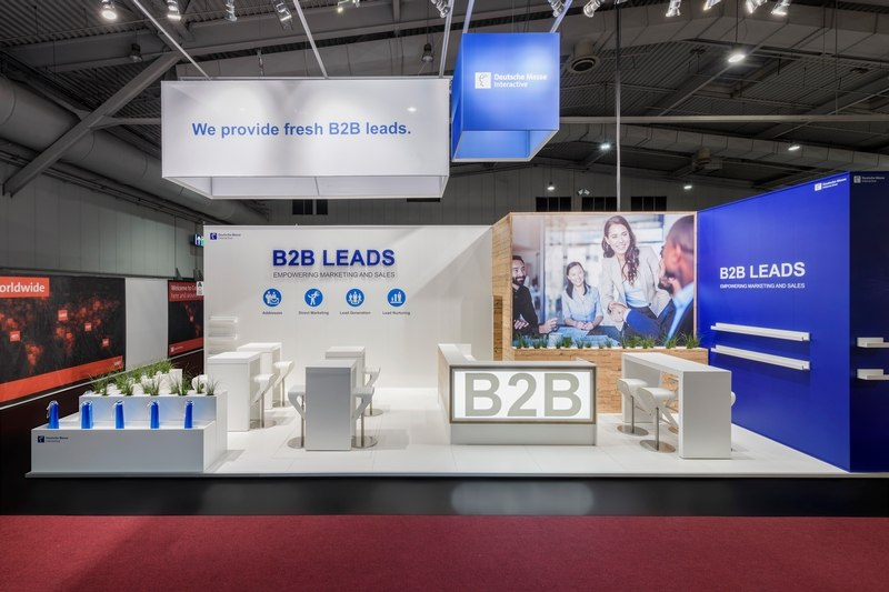 Deutsche Messe Interactive | CeBIT | 40m²