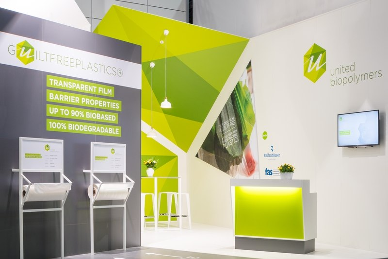 United Biopolymers | Interpack | 42 m²
